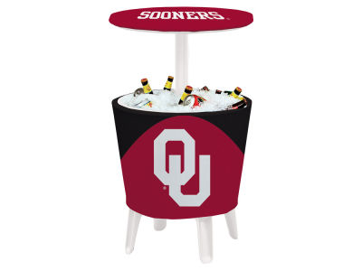 Oklahoma Sooners Victory Corps Four Season Event Cooler Table