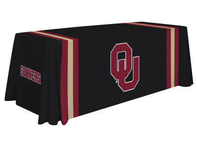 Oklahoma Sooners Victory Corps 6 Foot Table Throw