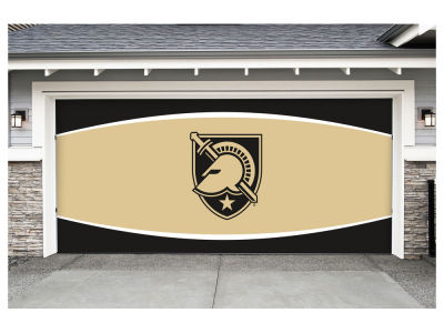 Army Black Knights Victory Corps 7x16 Double Garage Door Decor