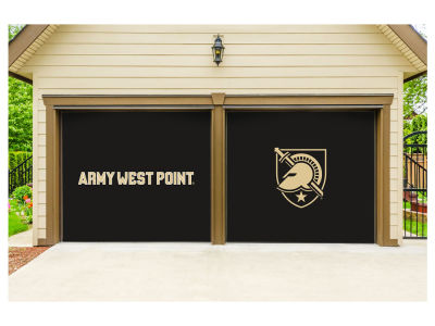 Army Black Knights Victory Corps 7x8 Split Garage Door Decor