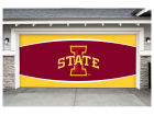 Iowa State Cyclones 7x16 Double Garage Door Decor Gameday & Tailgate