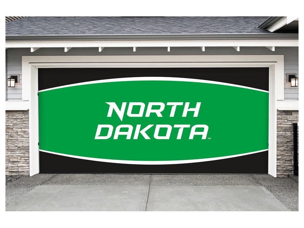 North Dakota Victory Corps 7x16 Double Garage Door Decor Lids