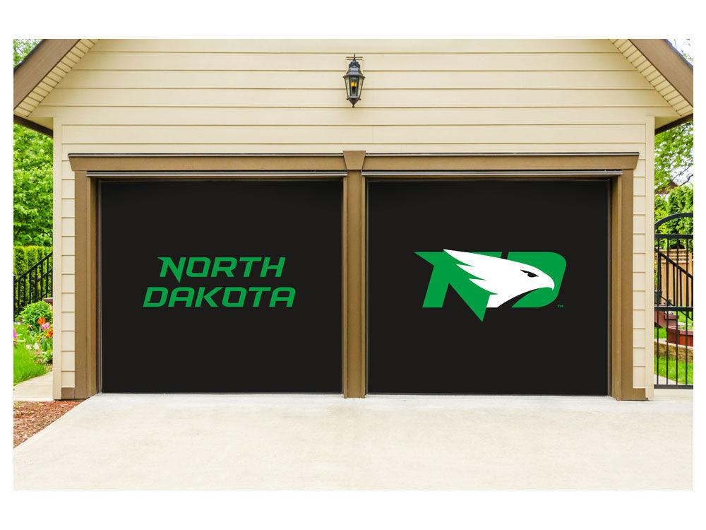 North Dakota Victory Corps 7x8 Split Garage Door Decor Lids