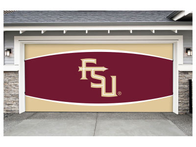 Florida State Seminoles Victory Corps 7x16 Double Garage Door Decor