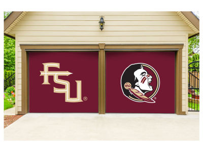 Florida State Seminoles Victory Corps 7x8 Split Garage Door Decor