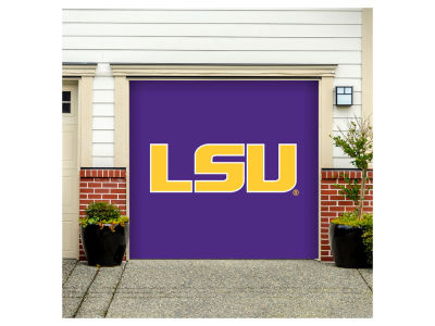 LSU Tigers Victory Corps 7x8 Single Garage Door Decor