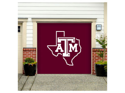 Texas A&M Aggies Victory Corps 7x8 Single Garage Door Decor