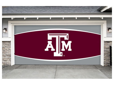Texas A&M Aggies Victory Corps 7x16 Double Garage Door Decor