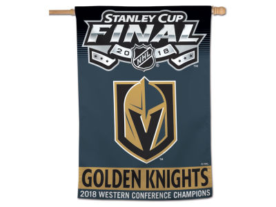 "Vegas Golden Knights Wincraft NHL Banner 28""x40"" - Stanley Cup Final"