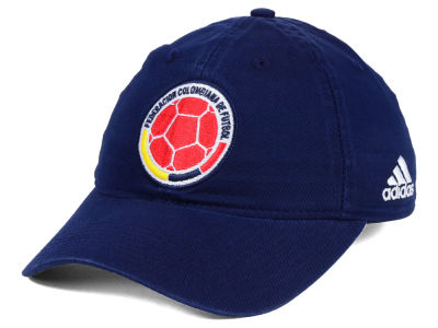 Colombia adidas World Cup Relaxed Cap d290a6ea51f