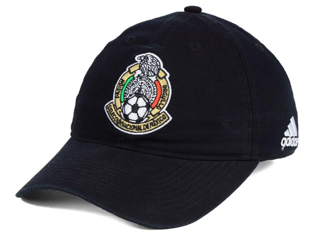 Mexico adidas World Cup Relaxed Cap  ea9efe4ca7