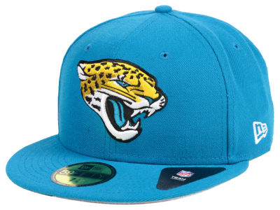 Jacksonville Jaguars New Era NFL Team Basic 59FIFTY Cap 88a1860c5