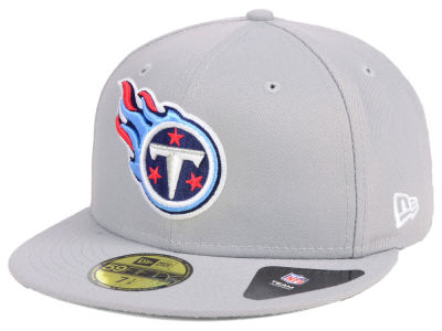 Tennessee Titans New Era NFL Team Basic 59FIFTY Cap cadee54eb