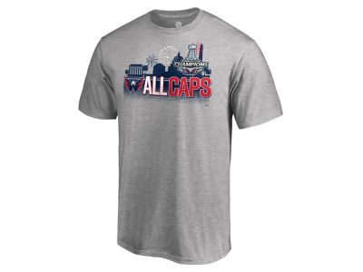 Washington Capitals 2018 NHL Men's Stanley Cup Champ Parade T-Shirt