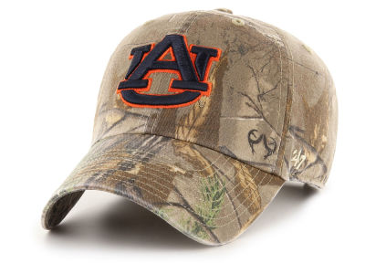 9c39013306d Auburn Tigers  47 NCAA Real Tree CLEAN UP Cap