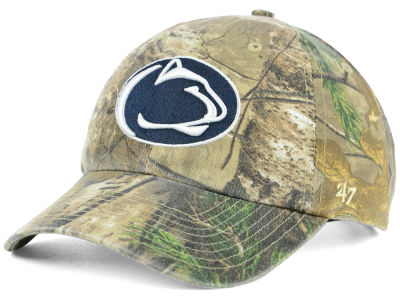 Penn State Nittany Lions '47 NCAA Real Tree CLEAN UP Cap