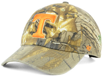 Tennessee Volunteers '47 NCAA Real Tree CLEAN UP Cap