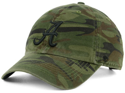 Alabama Crimson Tide '47 NCAA Regiment CLEAN UP Cap