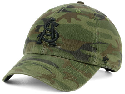 Arizona State Sun Devils '47 NCAA Regiment CLEAN UP Cap