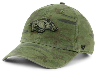 Arkansas Razorbacks '47 NCAA Regiment CLEAN UP Cap