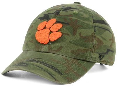finest selection 128e3 62753 ... spain clemson tigers 47 ncaa regiment clean up cap 593b8 99d6c