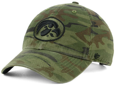 Iowa Hawkeyes '47 NCAA Regiment CLEAN UP Cap