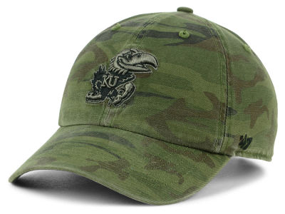 Kansas Jayhawks '47 NCAA Regiment CLEAN UP Cap