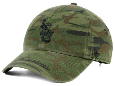 LSU Tigers '47 NCAA Regiment CLEAN UP Cap