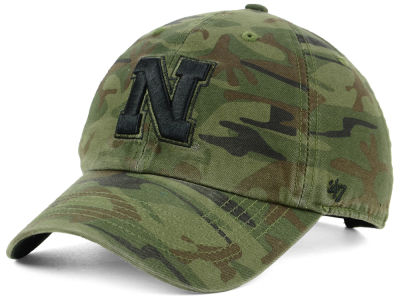 Nebraska Cornhuskers '47 NCAA Regiment CLEAN UP Cap