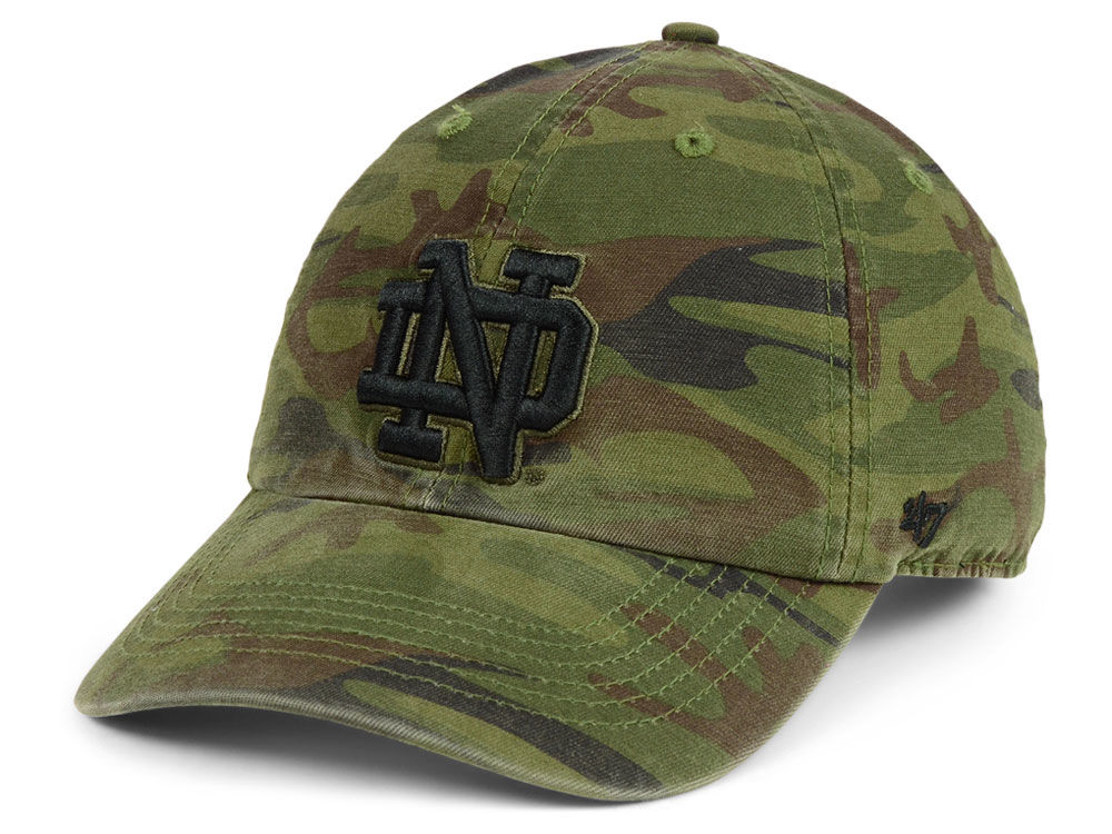 various colors 773d0 a25f5 switzerland notre dame fighting irish camouflage caps 49eb9 a35b0  store notre  dame fighting irish 47 ncaa regiment clean up cap 792e1 6cde0