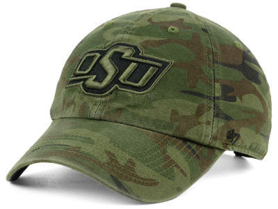 Oklahoma State Cowboys '47 NCAA Regiment CLEAN UP Cap