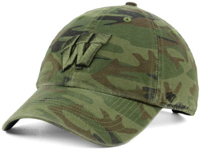 the latest 67830 30b6a Wisconsin Badgers  47 NCAA Regiment CLEAN UP Cap