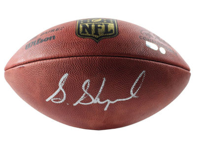 New York Giants Sterling Shepard Steiner Autographed Football