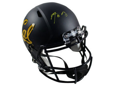 California Golden Bears Aaron Rodgers Steiner Autographed Replica Helmet
