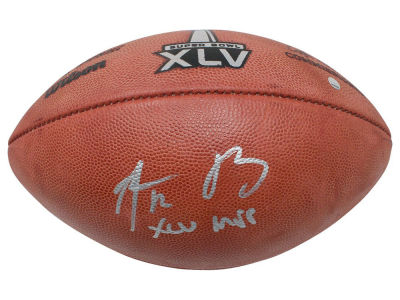 Green Bay Packers Aaron Rodgers Steiner Autographed Football