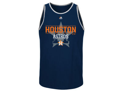 Houston Astros Majestic MLB Men's Dreams of Victory Tank