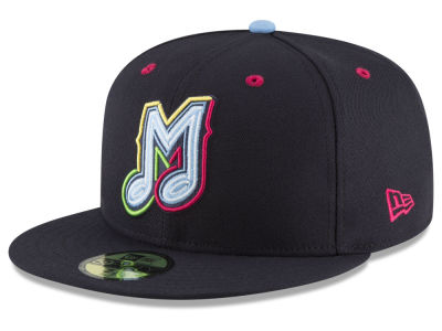 Memphis Redbirds New Era MiLB Copa de la Diversion 59FIFTY Cap