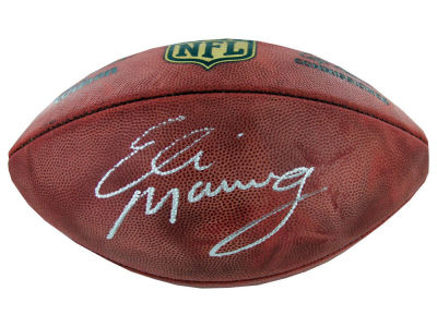 New York Giants Eli Manning Steiner Autographed Football