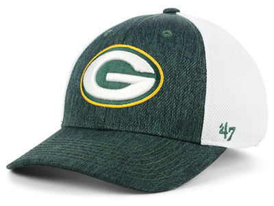 Green Bay Packers '47 NFL Hazy Flex CONTENDER Cap