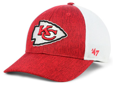 Kansas City Chiefs '47 NFL Hazy Flex CONTENDER Cap