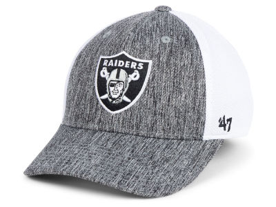 3f161cd4a9b Oakland Raiders NFL  47 Stretch Fitted Hats   Caps