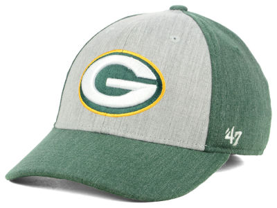 Green Bay Packers '47 NFL Duplex Flex CONTENDER Cap