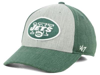 online retailer 60d28 b7640 New York Jets  47 NFL Duplex Flex CONTENDER Cap
