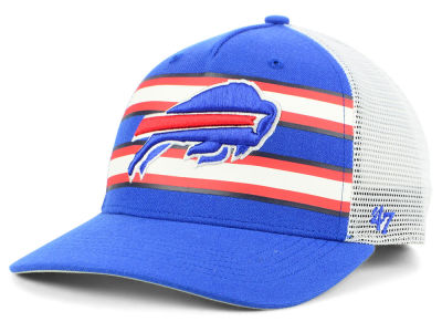 Buffalo Bills '47 NFL Team Stripe MVP Cap