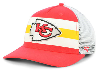 Kansas City Chiefs '47 NFL Team Stripe MVP Cap