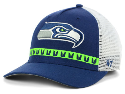 Seattle Seahawks '47 NFL Team Stripe MVP Cap