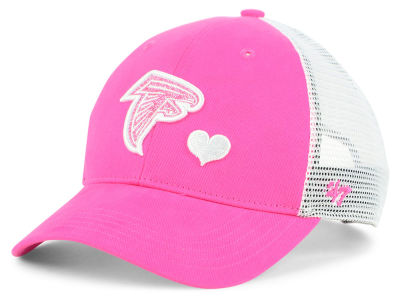 Atlanta Falcons '47 NFL Girls Sugar Sweet Mesh Adjustable Cap