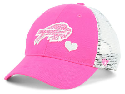 Buffalo Bills '47 NFL Girls Sugar Sweet Mesh Adjustable Cap