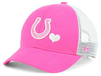 6995f0e20d0e59 Indianapolis Colts '47 NFL Girls Sugar Sweet Mesh Adjustable Cap | Colts  Pro Shop