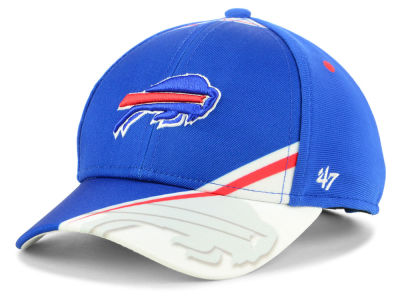 Buffalo Bills '47 NFL Kids Visor Shadow Adjustable Cap